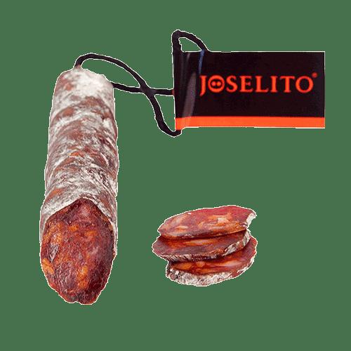 joselito chorizo iberico 100% bellota